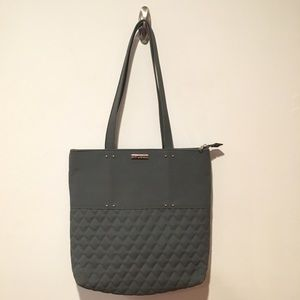 St. John | Quilted Detail Tote Bag
